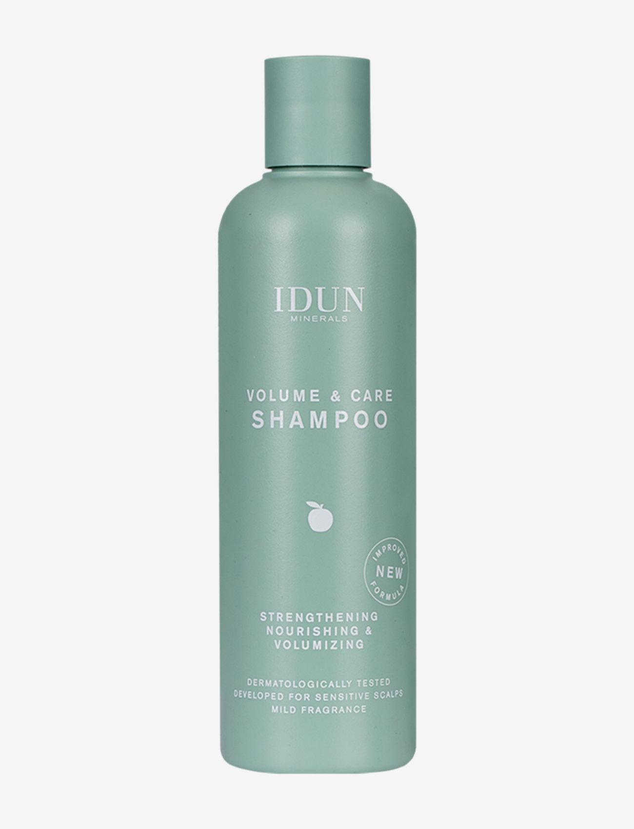 IDUN Minerals - Volume Schampoo - shampoo - clear