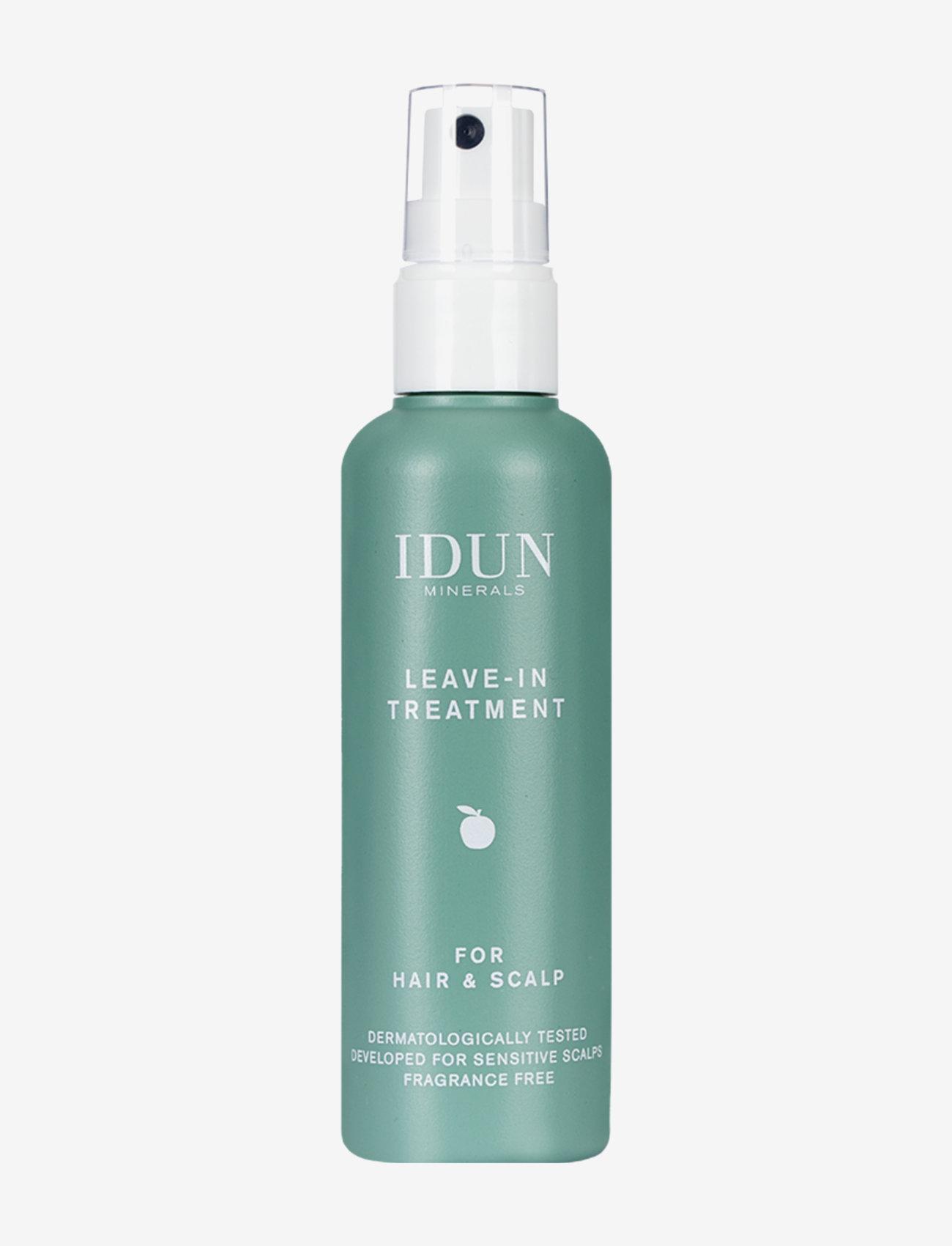 IDUN Minerals - Leave in Hair & Scalp Treatment - hoidot - clear