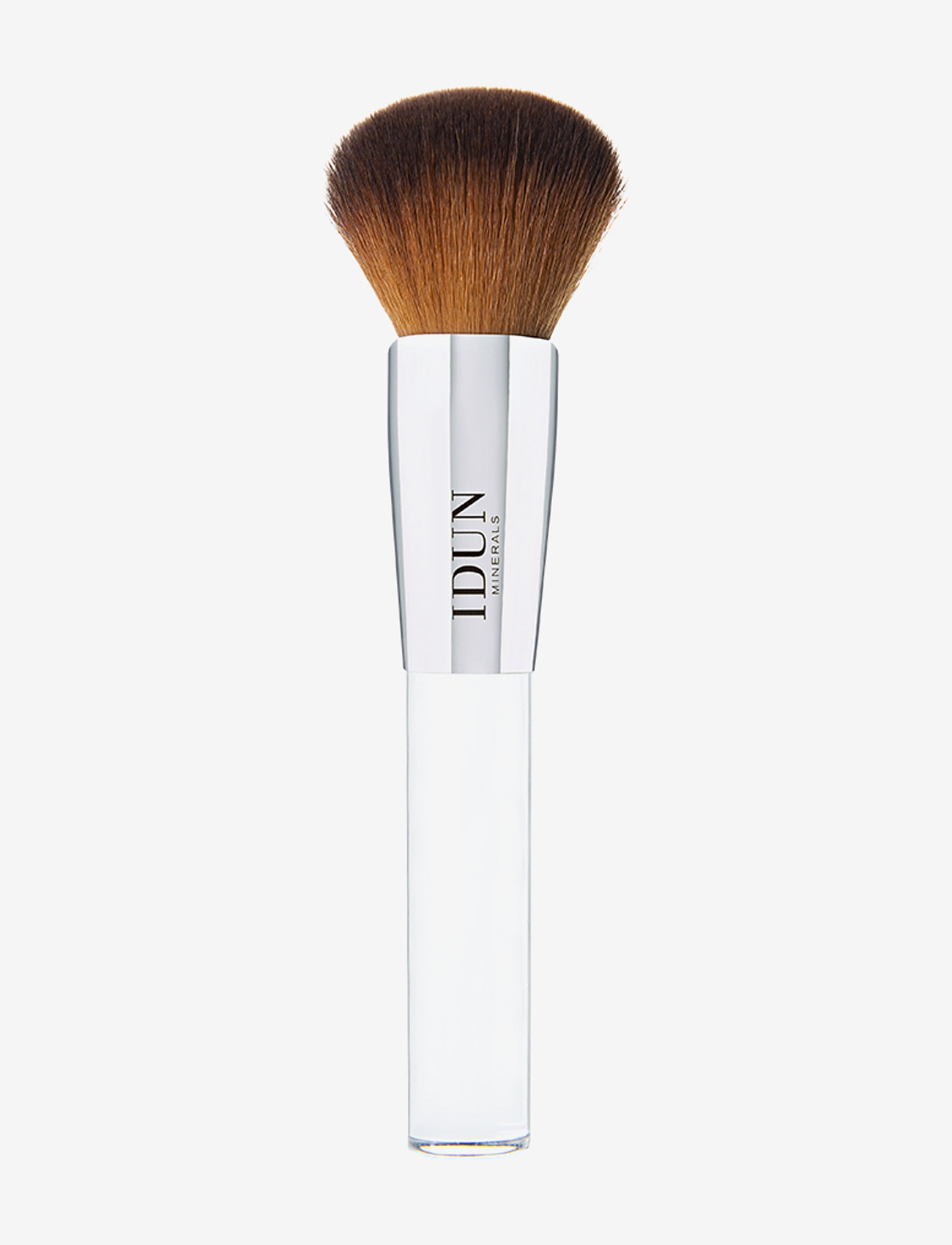 IDUN Minerals - Kabuki Brush - pensler til ansigtet - clear - 0