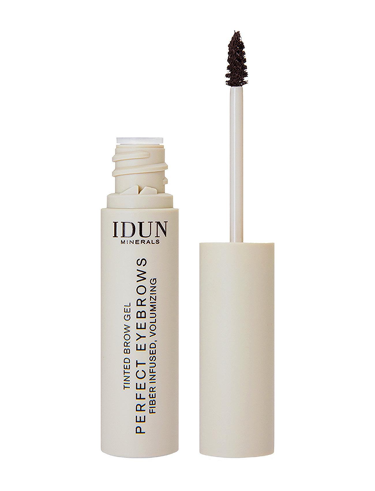 IDUN Minerals Eye Brow Gel Perfect Eyebrows dark - DARK