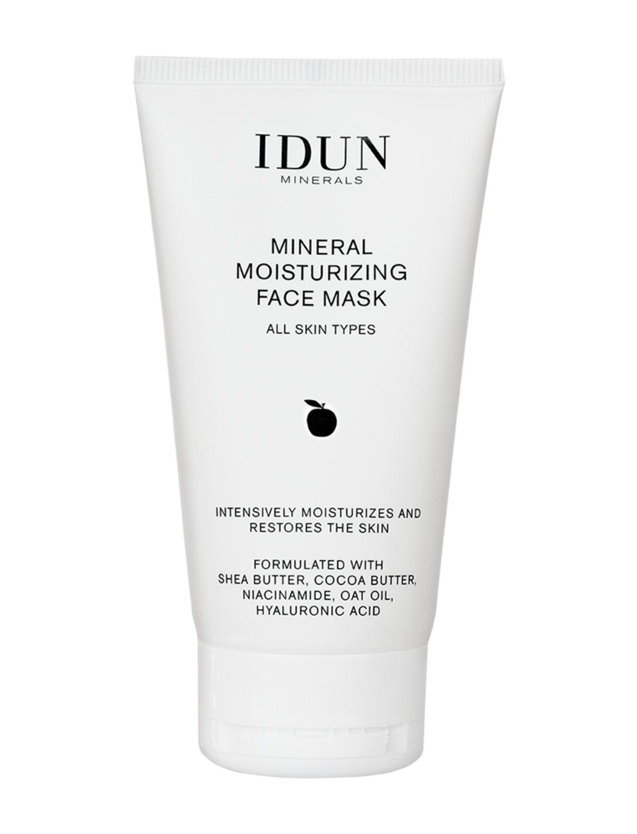 Image of Moisturizing Face Mask Beauty WOMEN Skin Care Face Face Masks Nude IDUN Minerals (3425930243)