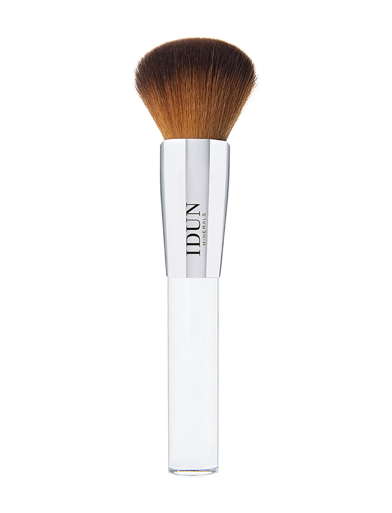 Image of Kabuki Brush Beauty WOMEN Makeup Makeup Brushes Face Brushes Nude IDUN Minerals (3334482245)