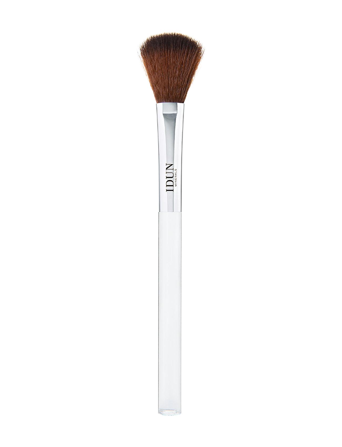 IDUN Minerals Face Definer Brush - CLEAR