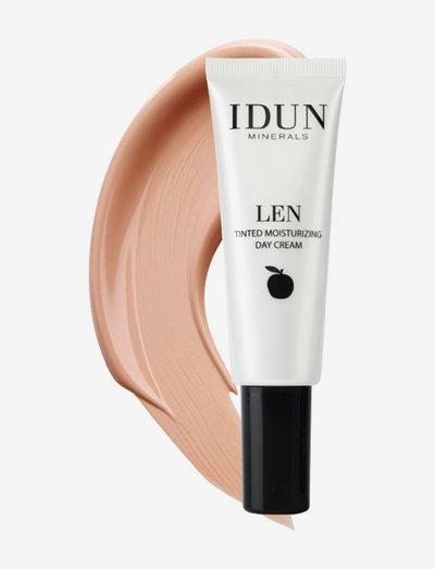 Tinted Day Cream Len, Medium - bb & cc creme - medium