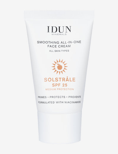 Solstråle All-In-One Face Cream SPF25 - kasvot - clear