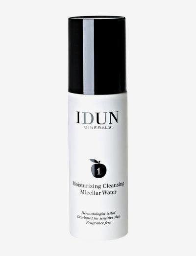 IDUN Skincare Micellar Water - skintonic & toner - clear
