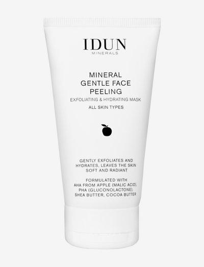 Gentle Exfoliating Cream - peeling - clear