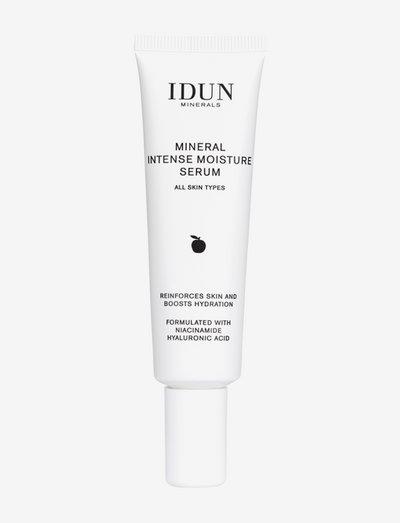 Mineral Intense Moisture Serum - serum - clear