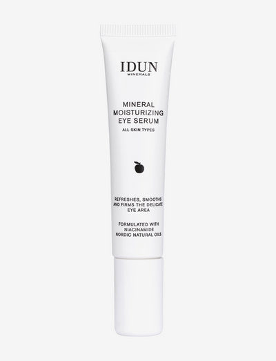 Mineral Moisturizing Eye Serum - serum - clear