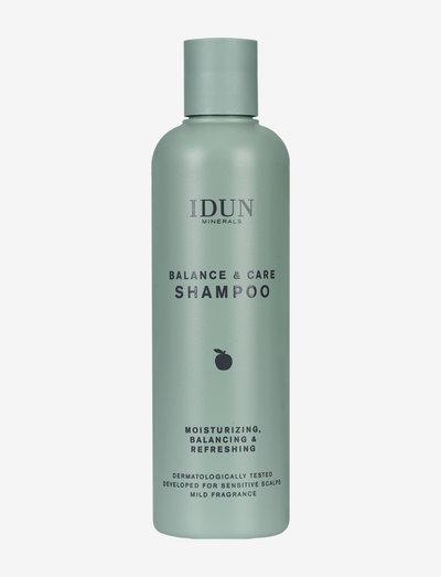 Balance & Care Shampoo - shampo - no colour