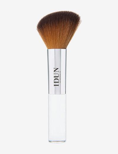 Blush Brush - pensler til ansigtet - clear