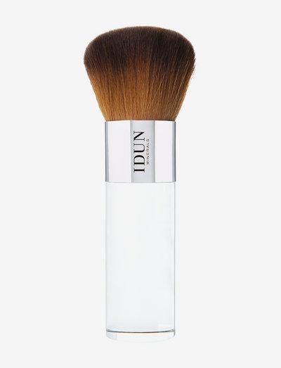 Lare Powder Brush - pensler til ansigtet - clear