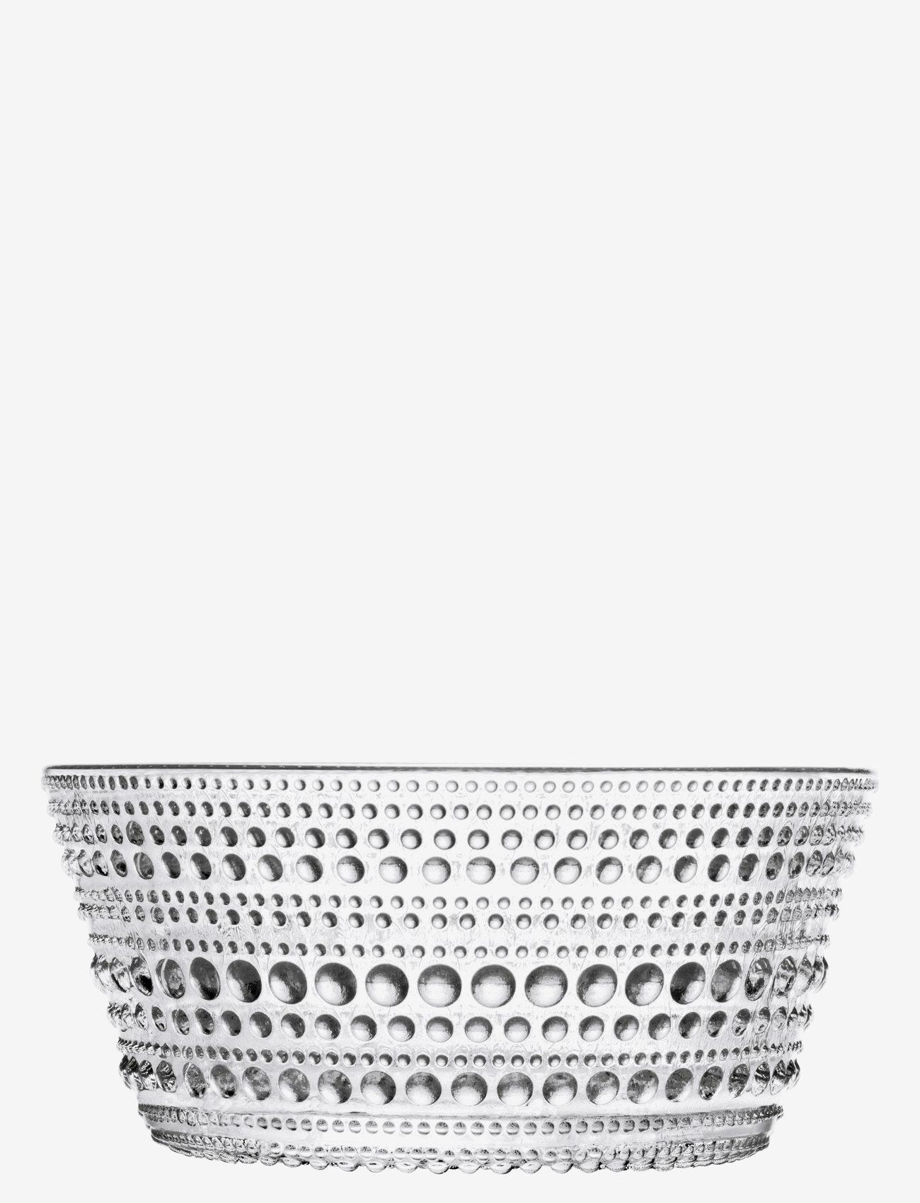 Iittala - Kastehelmi bowl 23cl - osta hinnan perusteella - clear - 0