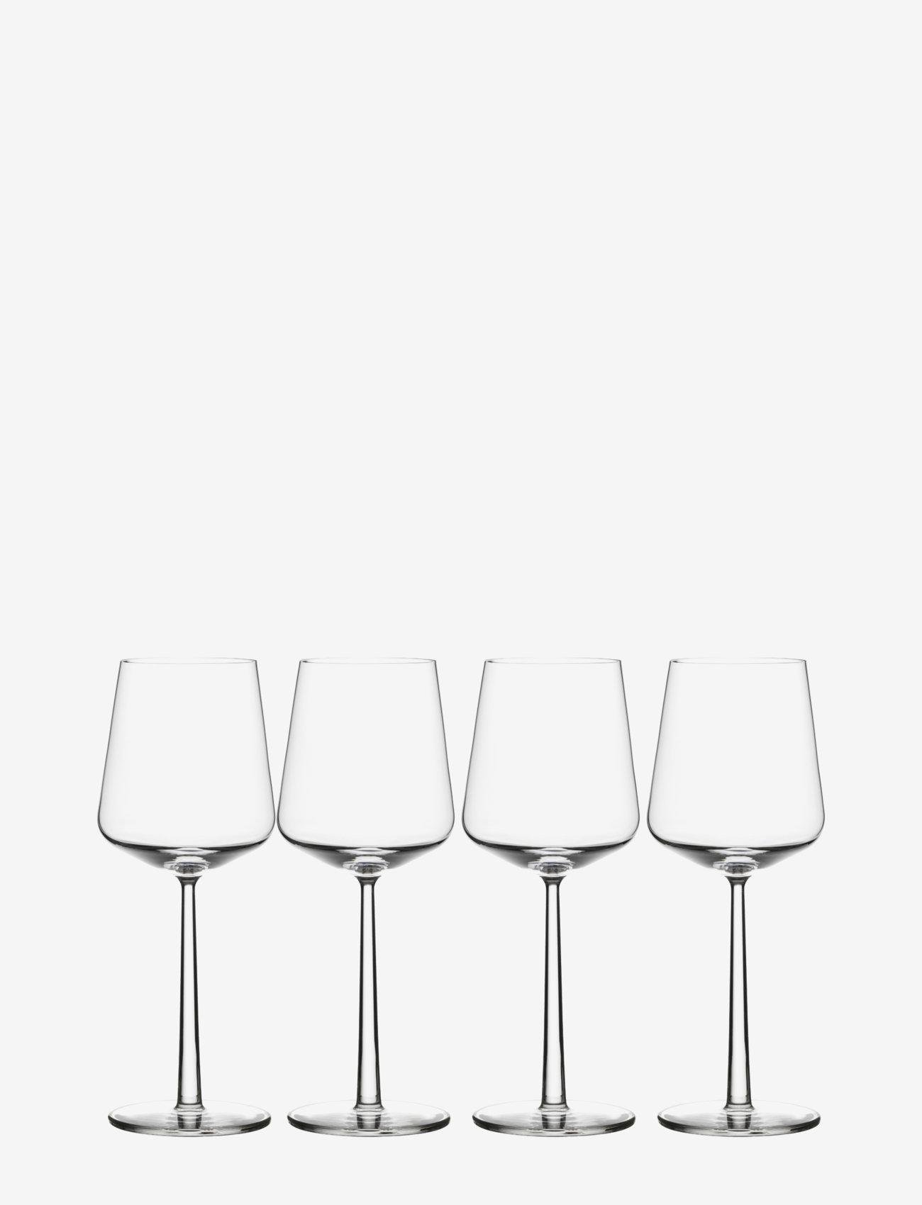 Iittala - Essence rødvin 45cl 4-pk - vinglass - clear - 0