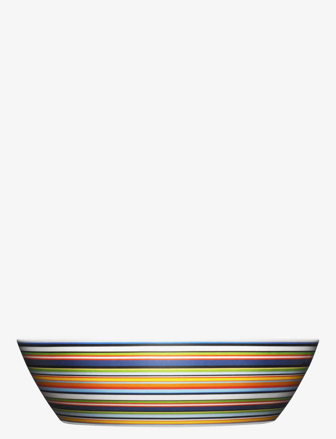 Iittala - Origo serving bowl 2L - serveringsskåler - orange - 0
