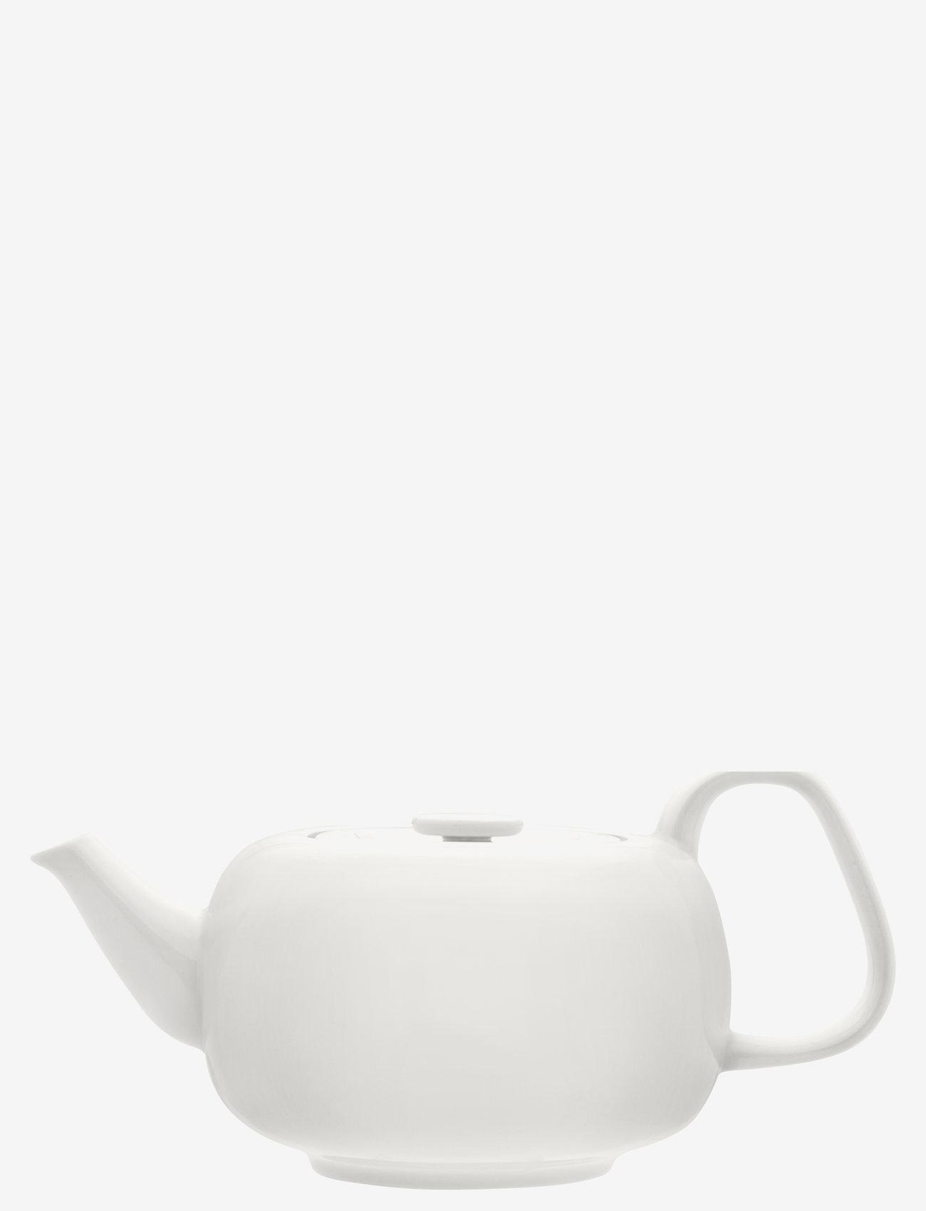 Iittala - Raami tea pot 1,1L - teepannut - white - 0