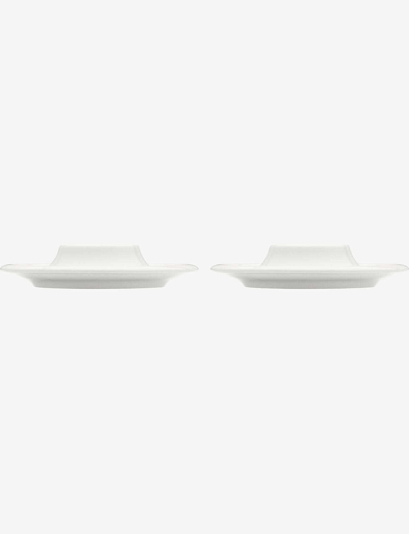 Iittala - Raami egg cup 12cm 2pc - munakupit - white - 0