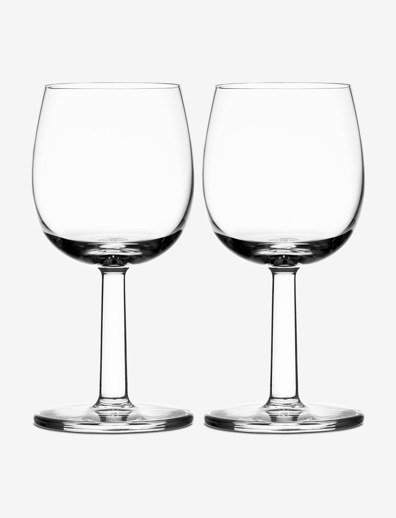 Iittala - Raami aperitif 12cl 2-pk - vinglass - clear - 0