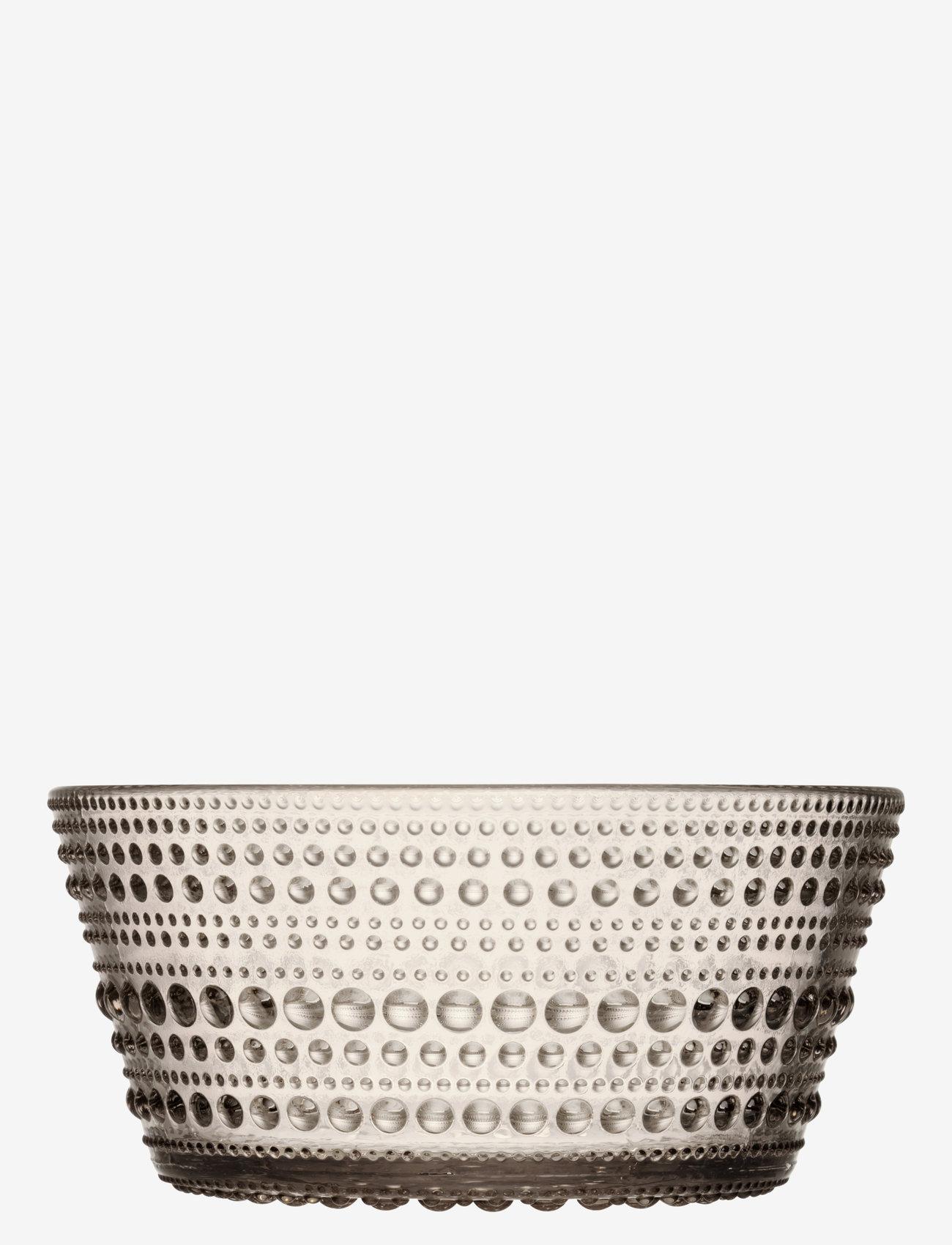 Iittala - Kastehelmi bowl 23cl - osta hinnan perusteella - linen - 0