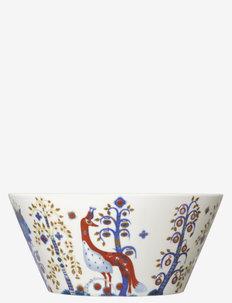 Taika bowl 2,8L/26cm - salaattikulhot - white