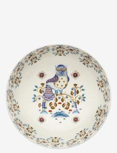 Taika bowl 1,45L deco - aamiaiskulhot - white