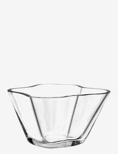 Aalto bowl 75mm - hedelmäkulhot - clear