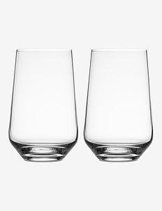 Essence universalglass 55cl 2-pk - vannglass - clear