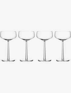 Essence cocktail bowl 31cl 4pcs - mellom 1000-2000 kr - clear