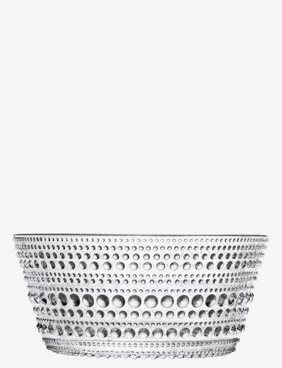 Kastehelmi bowl 23cl - osta hinnan perusteella - clear