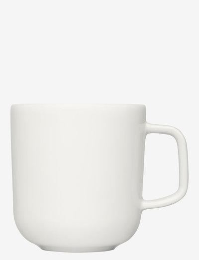 Raami krus 0,33L - kaffekopper - white