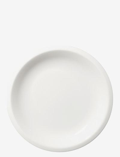 Raami tallerken 17cm - middagstallerkener - white