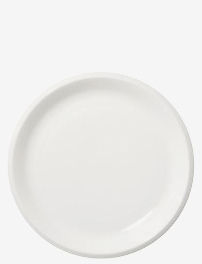 Raami tallerken 27cm - middagstallerkener - white