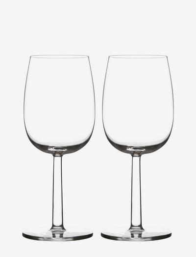 Raamivin 28cl 2-pk - vinglass - clear
