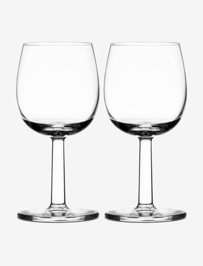 Raami aperitif 12cl 2-pk - vinglass - clear
