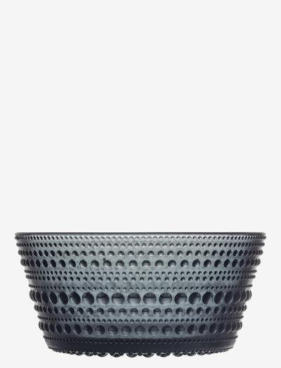 Kastehelmi bowl 23cl - osta hinnan perusteella - dark grey