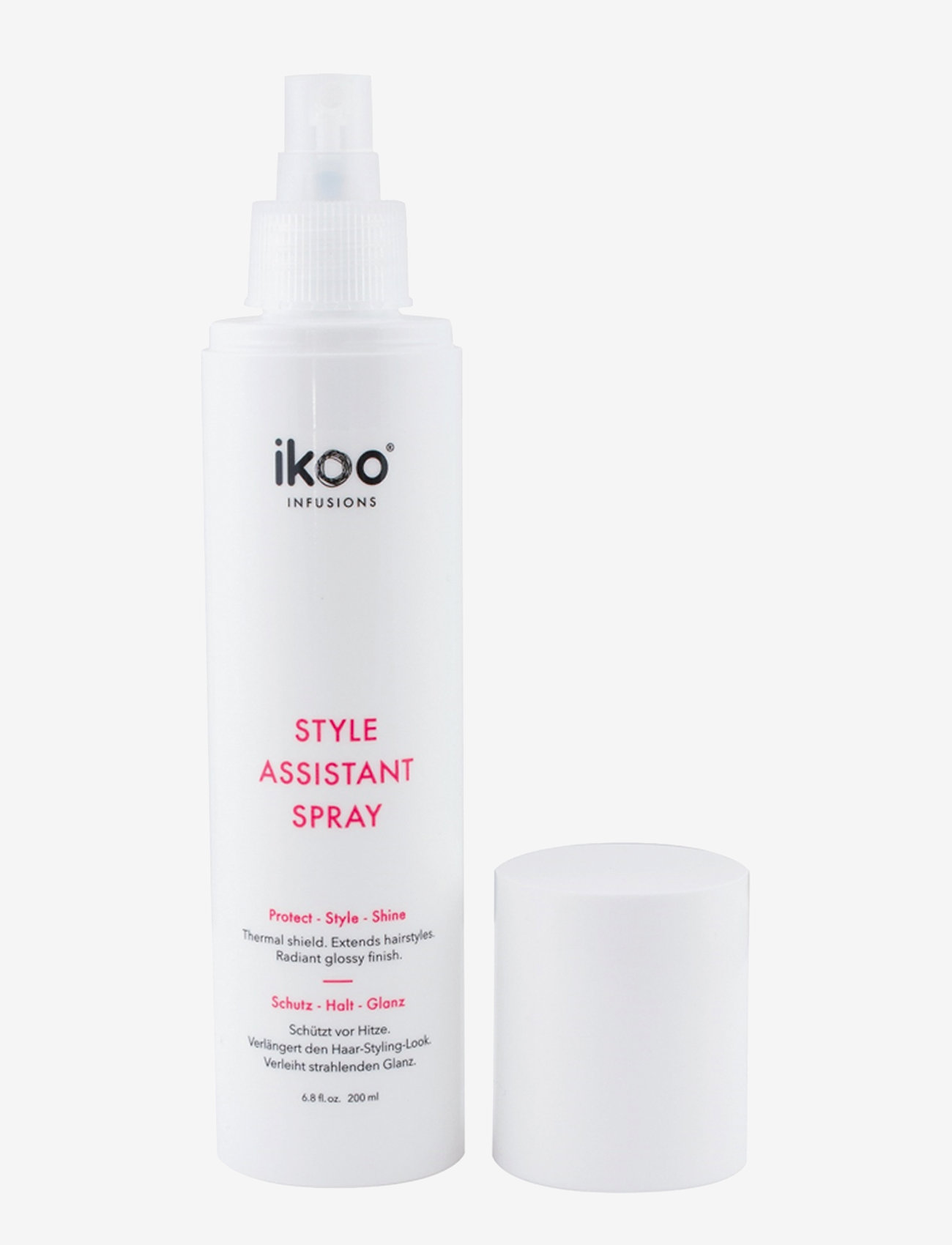 IKOO - ikoo Infusions Style Assistant Spray - hårspray - no colour - 0