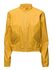 RAIN JACKET - CYBER YELLOW