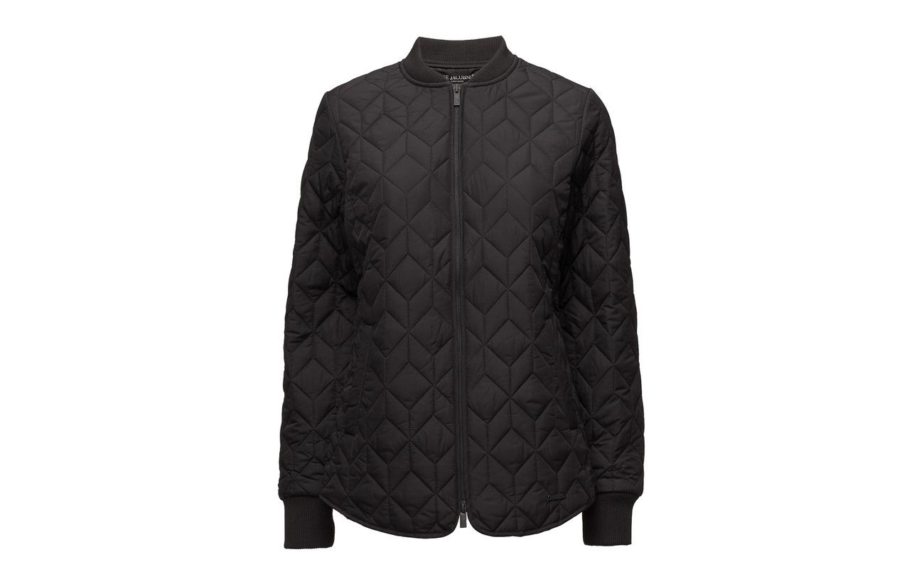 Doublure Black Intérieure Polyester Équipement Padded Jacobsen Ilse Jacket Quilt 100 OZX7v7