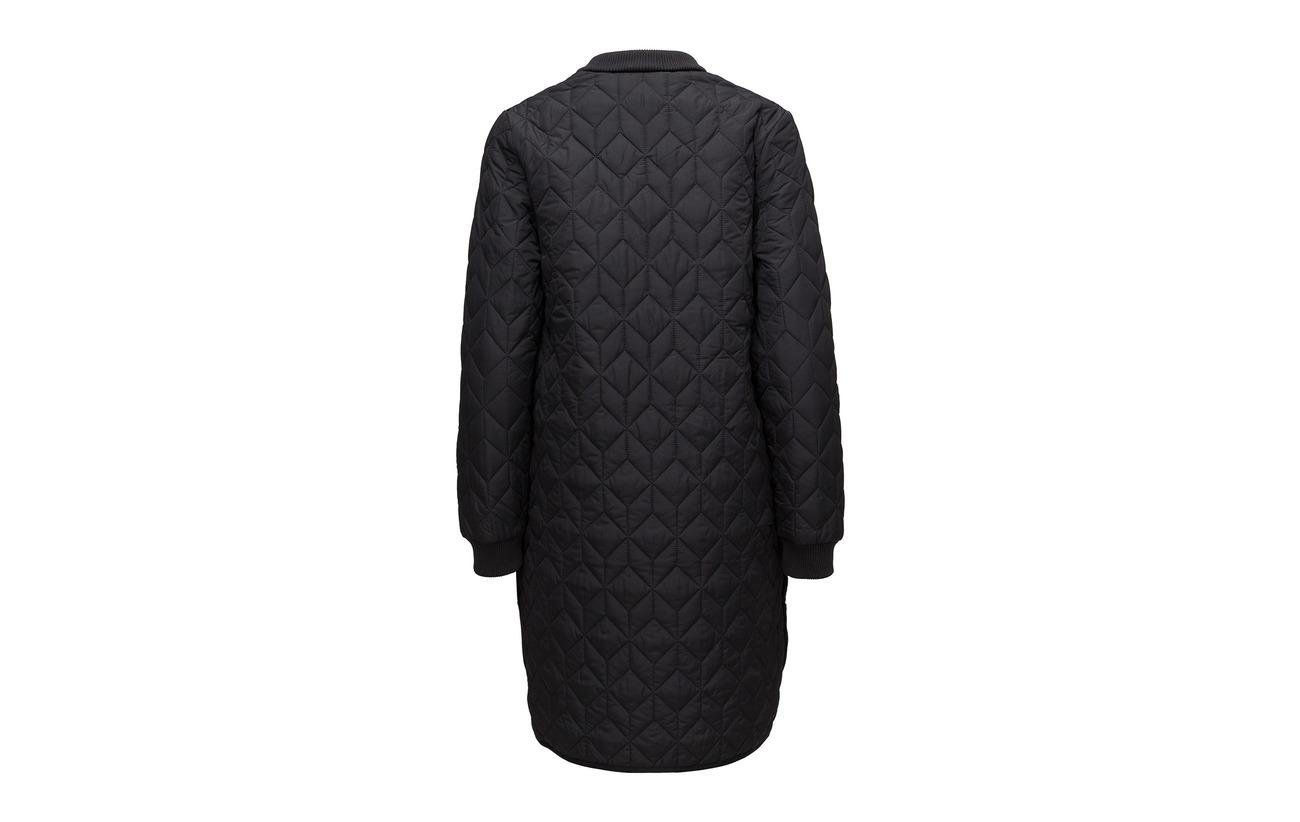 Intérieure Black Doublure 100 Équipement Quilt Padded Polyester Coat Jacobsen Ilse xwqIRvYI