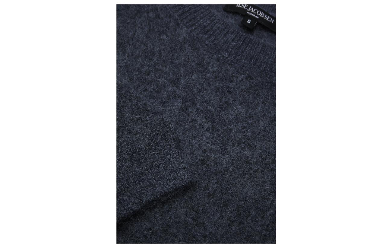Blue Elastane Mohair Ilse 33 Grayness Pullover 3 32 Laine Polyamide Jacobsen wvv1gE