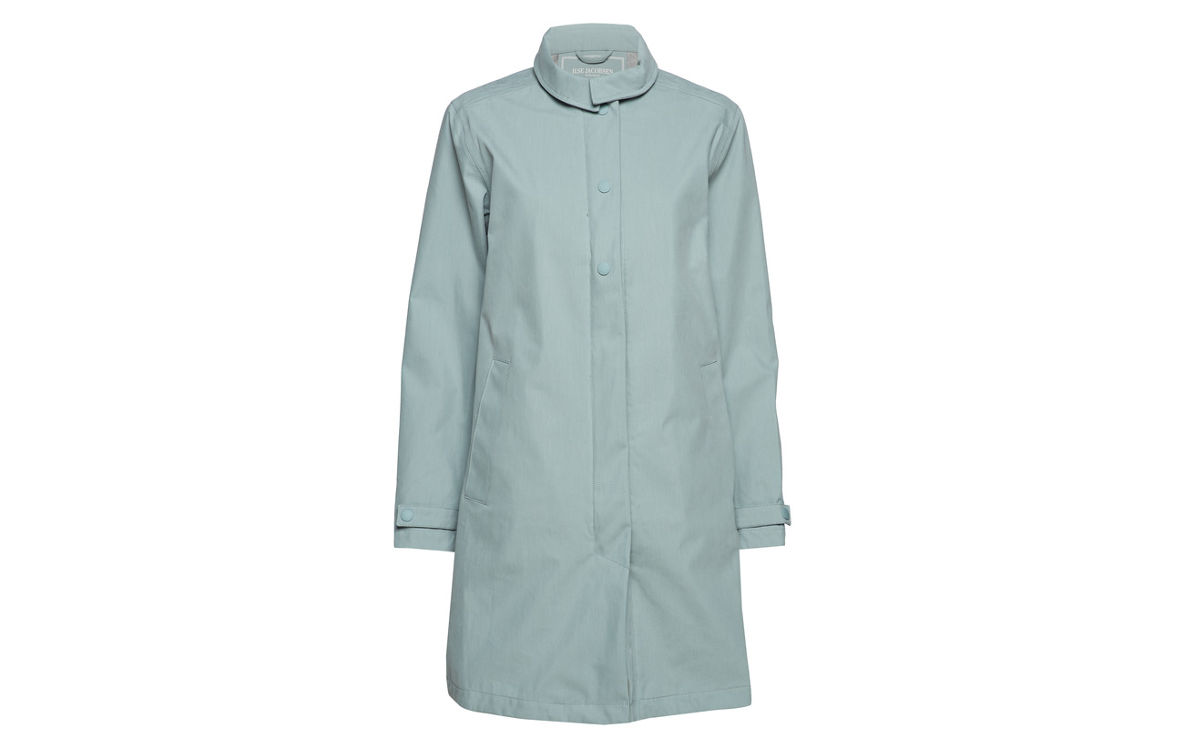 60 Polyester Nylon 30 Slate Coton Bonding Raincoat Coton Ilse 70 40 Jacobsen RP8TaqPwO
