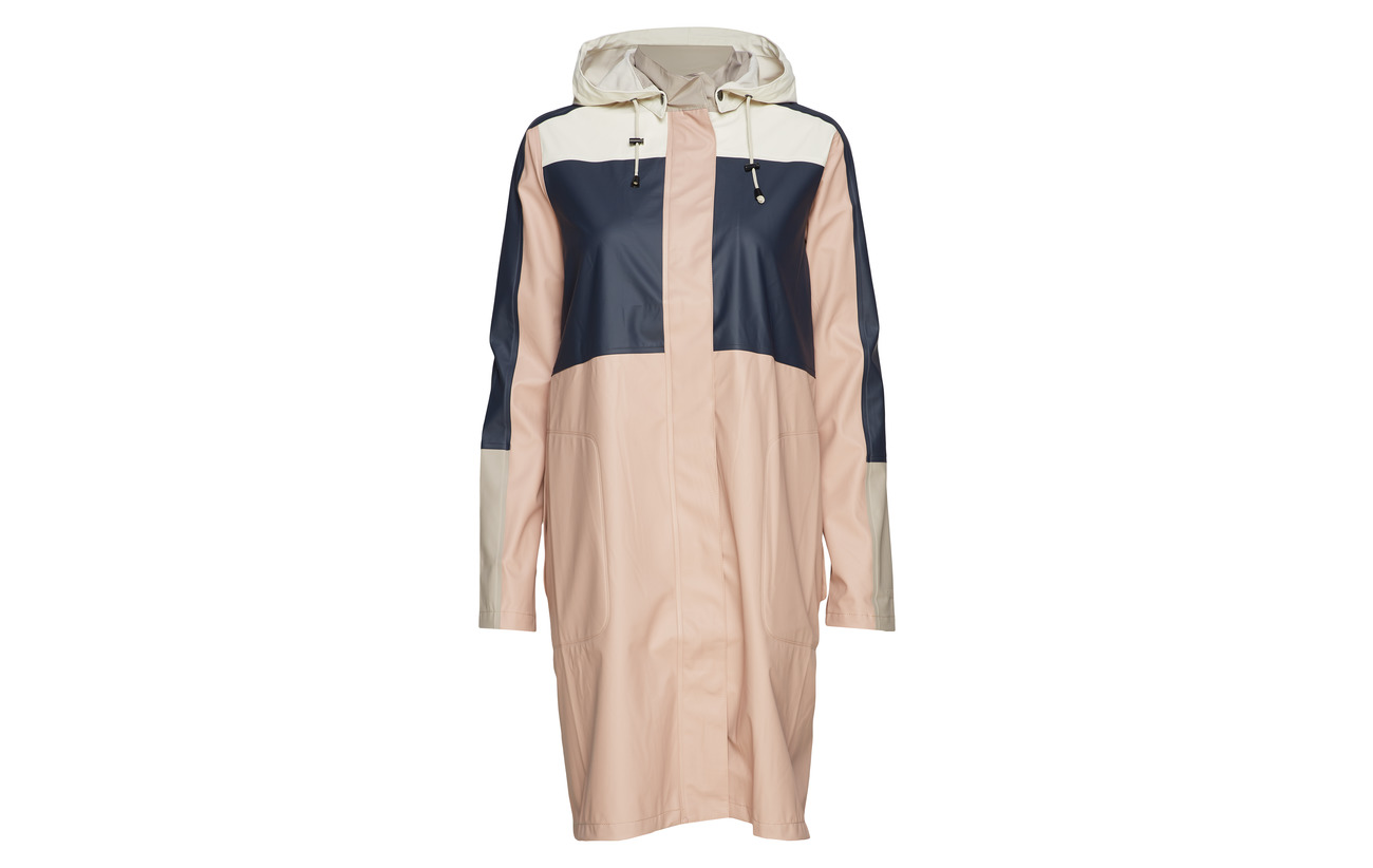 Coquille Jacobsen Rose Adobe Polyurethane Polyestertricot Ilse Extérieure 100 Raincoat With PCqwxtA