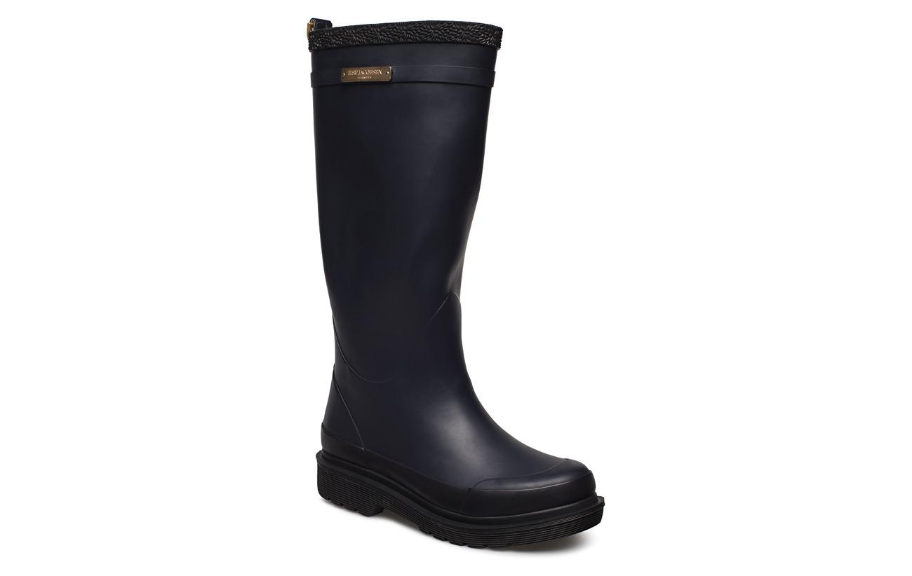 Partie 60 Outsole Supérieure Ilse 40 Doublure Caoutchouc Boots Rubber Indigo Natural 100 Semelle Jacobsen Eva Intérieure Polyester Coton Supérieure Dark xF7Xq