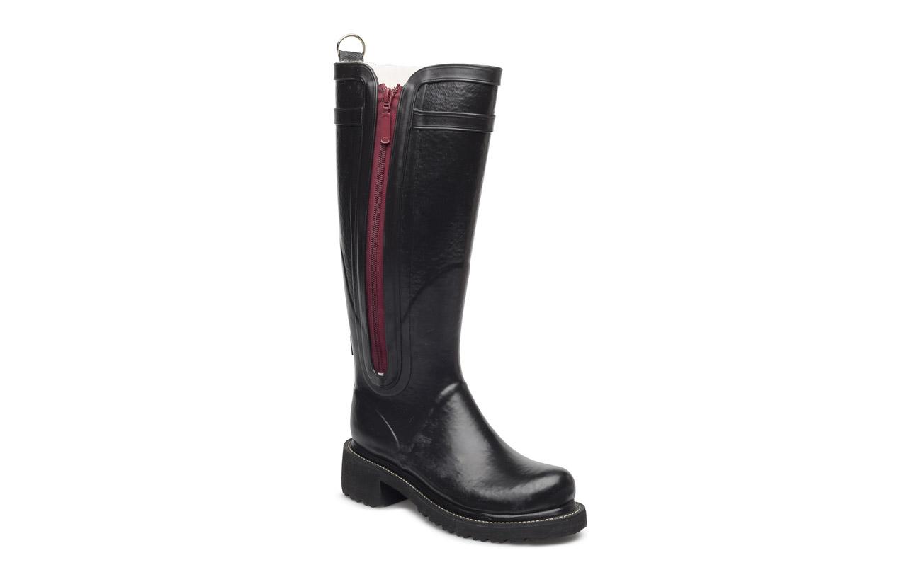 f42309bf3416 Rubber Boots (Black) (£64.50) - Ilse Jacobsen -