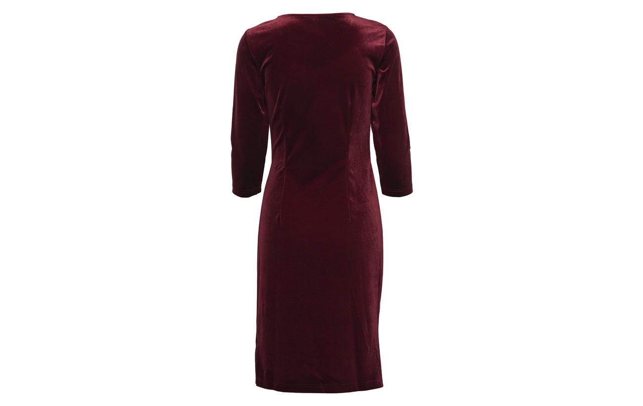 Ilse Polyester 5 Elastane Dress Jacobsen 95 Black zrv4wz8q