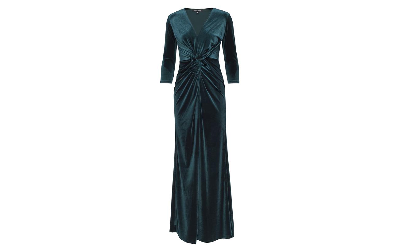 Elastane Ilse Polyester 5 95 Black Jacobsen Dress qBrYqH1