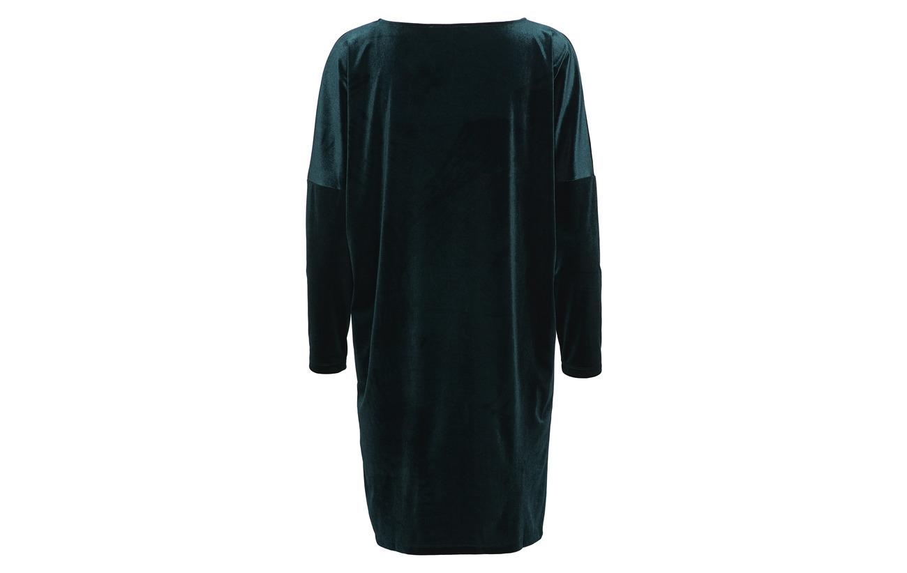 Elastane 5 Black Dress 95 Ilse Polyester Jacobsen F8RwqqT