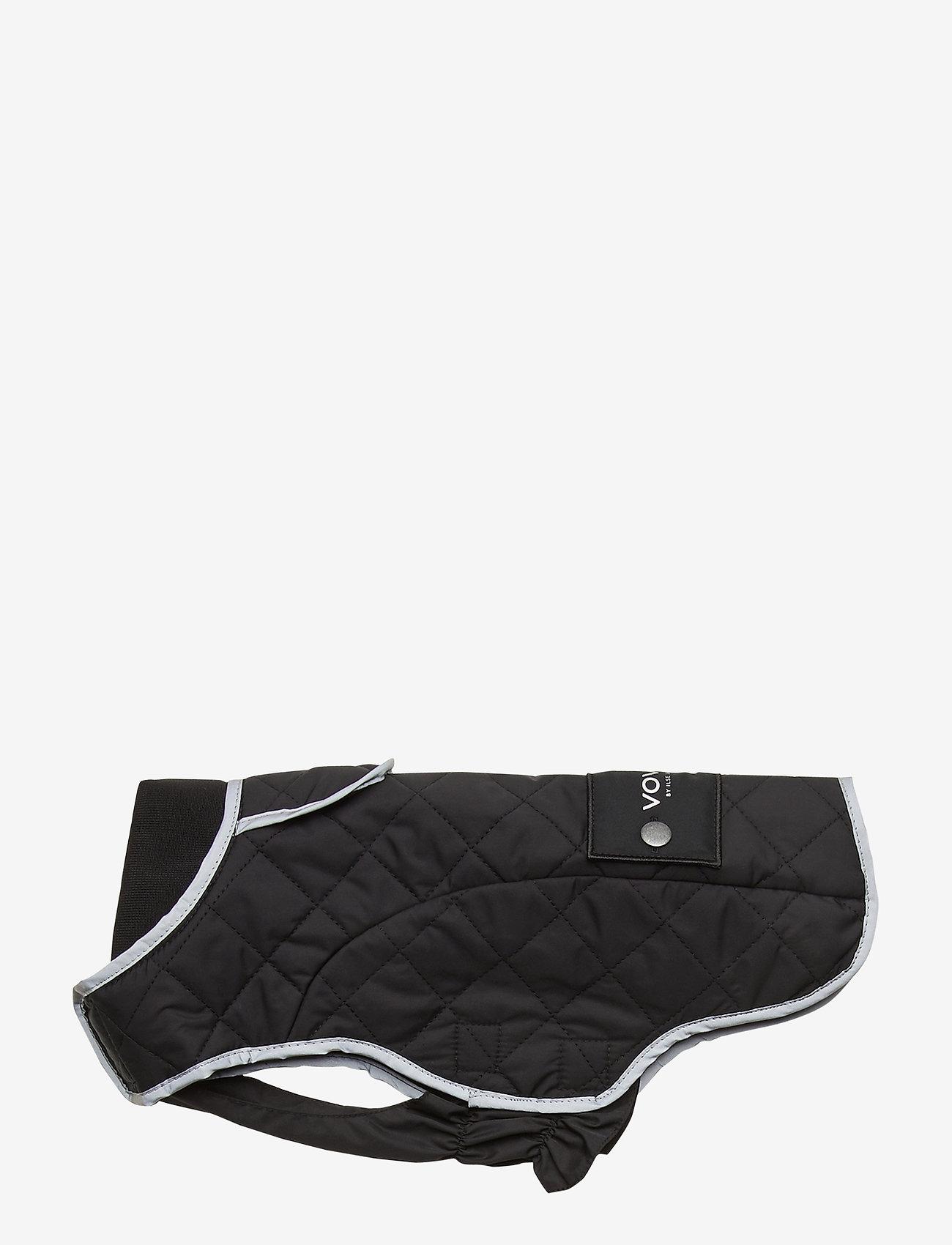 Ilse Jacobsen - Dog Quilt Coat - dog accessories - black - 1