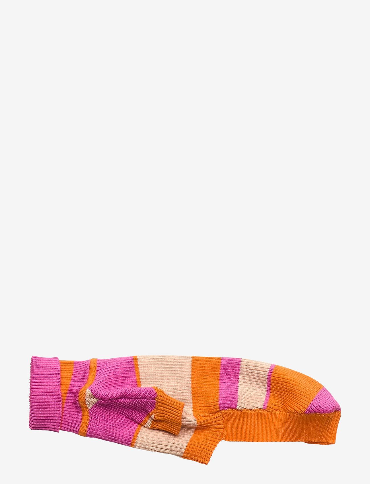 Ilse Jacobsen - Dog Knit - dog accessories - red orange - 1