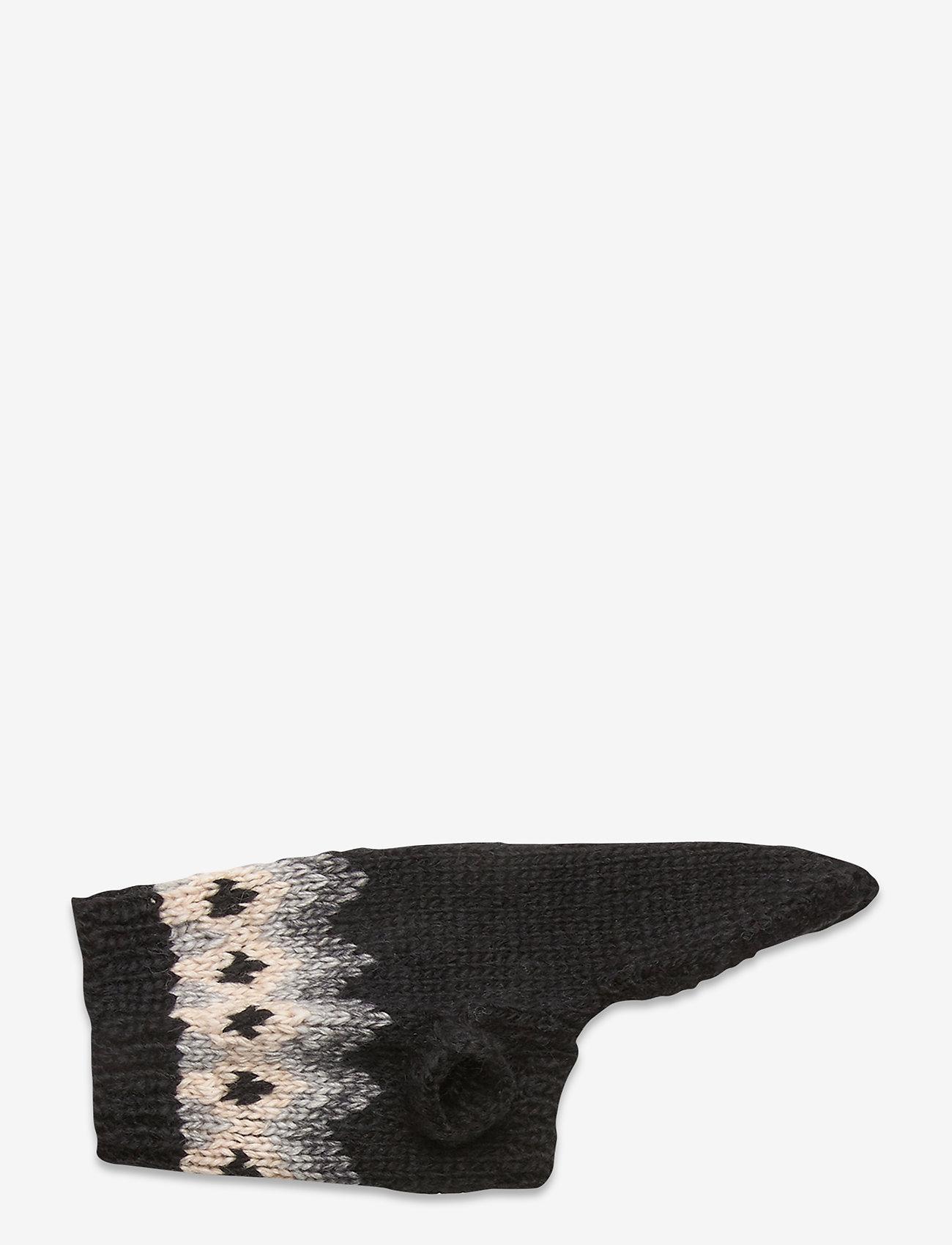 Ilse Jacobsen - Dog Knit - accessoires pour chiens - black - 1